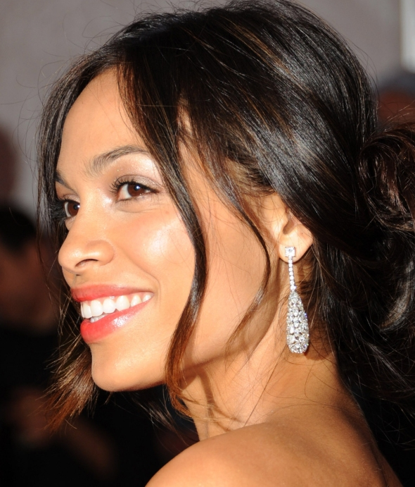 "Rosario Dawson attends ""The Model as Muse: Embodying Fashion"" Co"