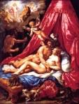 Afrodite++-+Marte+e+Vênus+Surpreendidos+por+Apolo+-+Hendrick+Clerck