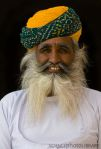 Man with turban, India